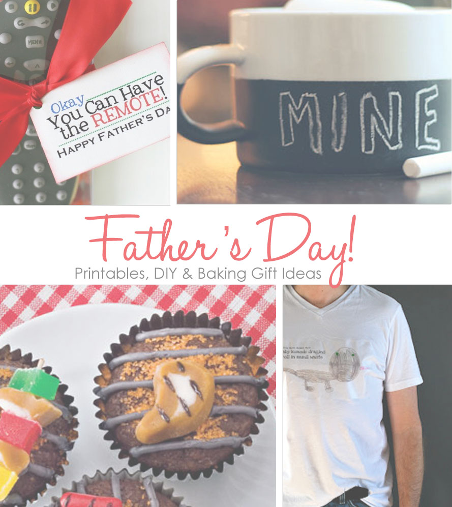 Father S Day Diys Gift Baking Ideas Little Inspiration