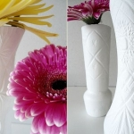 Chalk Paint Vases by Meeha Meeha