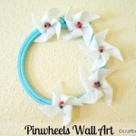 Pinwheel Craft by Craftionary