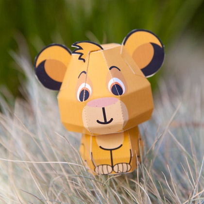 10 Disney Paper Crafts Free Printables Little Inspiration