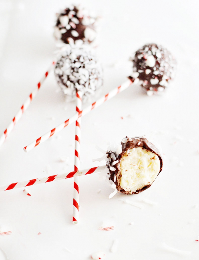 Cake Pops Cream Cheese Instead Frosting