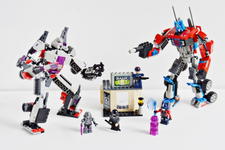 Transformers KRE-O: A Review | WIRED