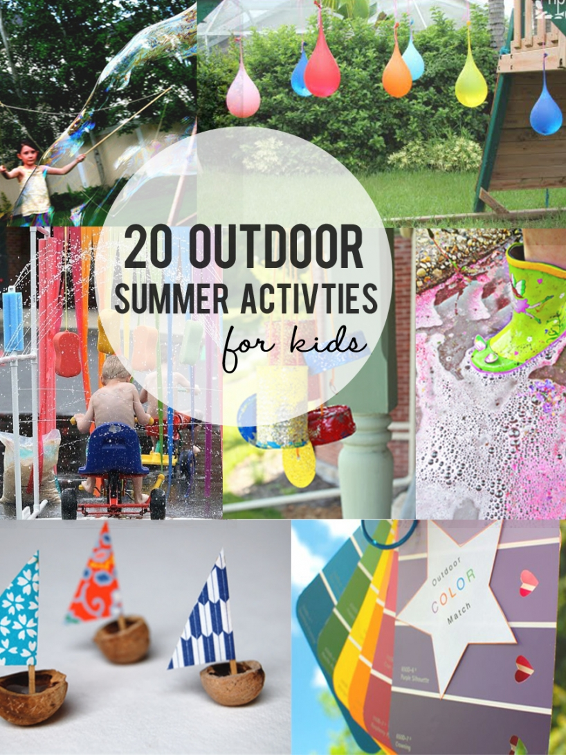 outdoor summer activities Explore melissa borghorst's board kids summer/outdoor activities on pinterest | see more ideas about summer activities, summer fun and toys.