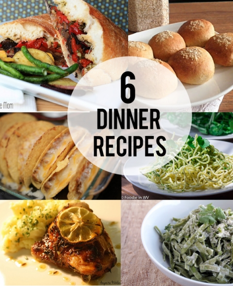 Create & Inspire Party 5/10 & 6 Dinner Recipes To Try