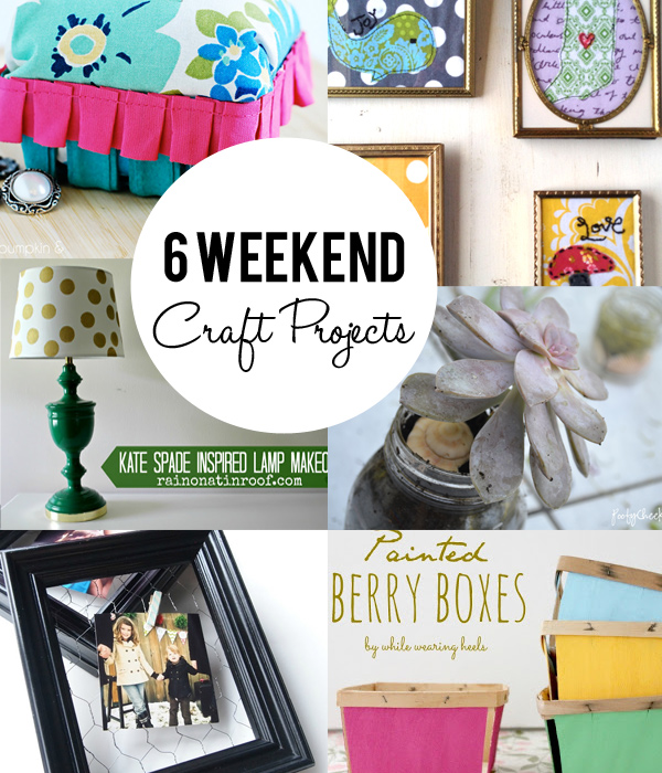 create inspire party weekend craft projects a night