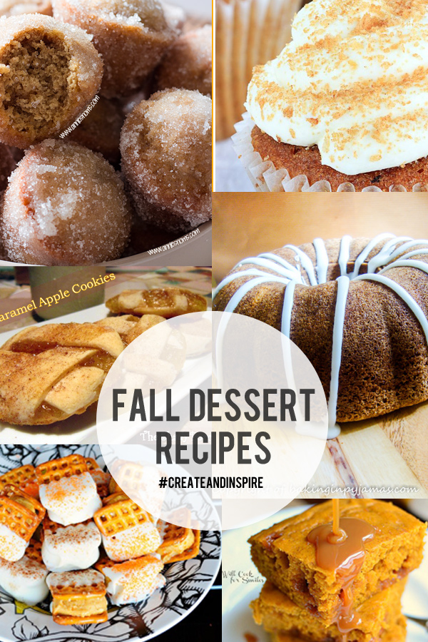 fall-dessert-recipes