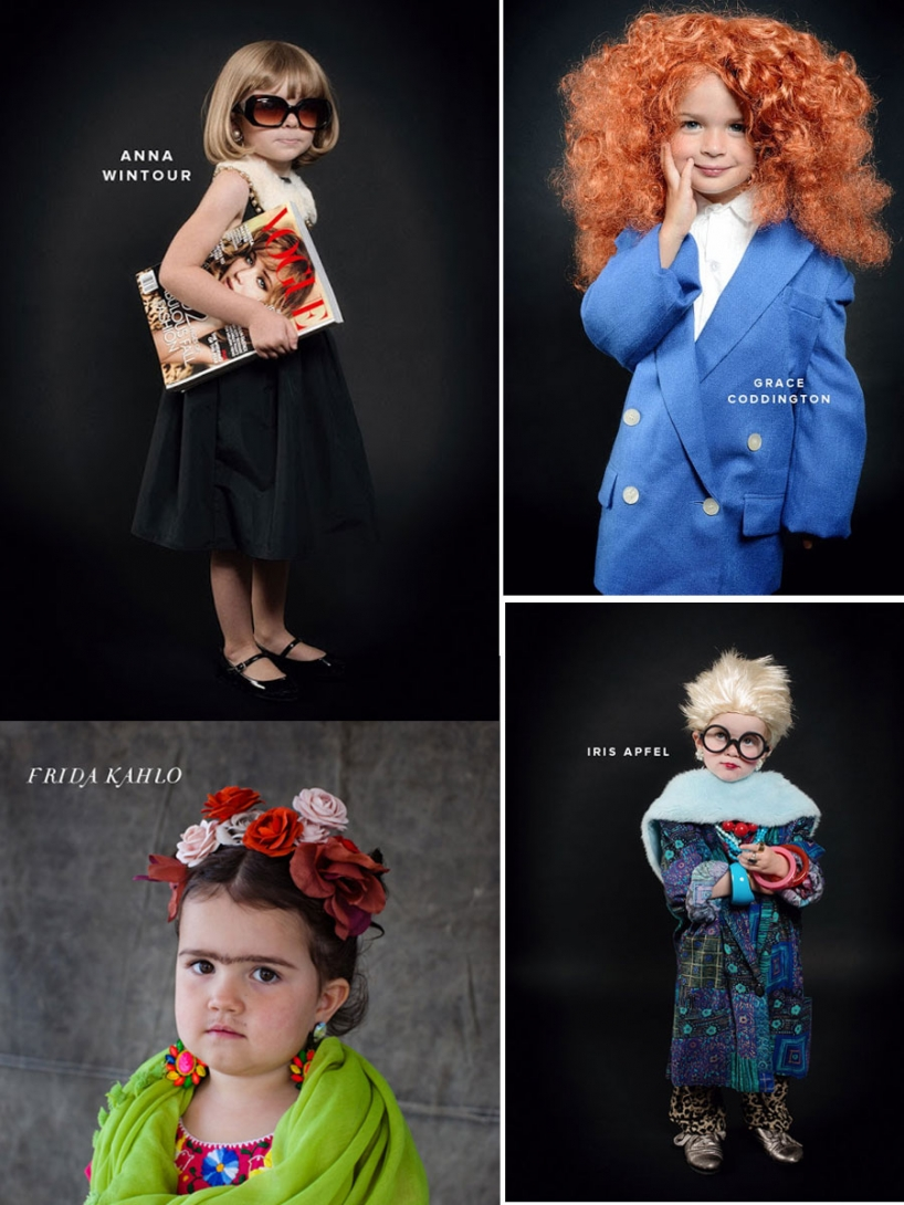 20 creative halloween costumes for kids little inspiration for Creative halloween costumes for kids