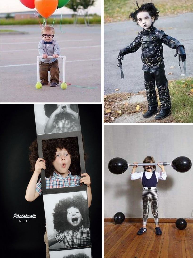 20 creative halloween costumes for kids little inspiration for Creative toddler halloween costumes