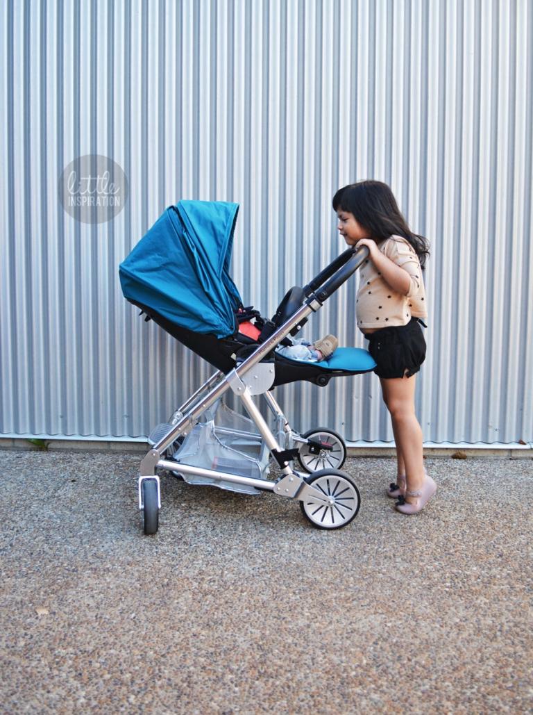 Mamas Papas Urbo Stroller Little Inspiration