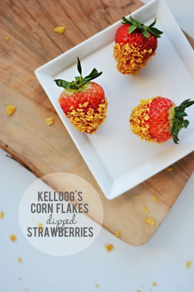 Kellogg's-Corn-Flakes-Dipped-Strawberries