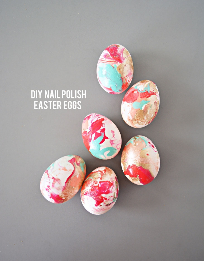DIY-Nail-polish-easter-eggs