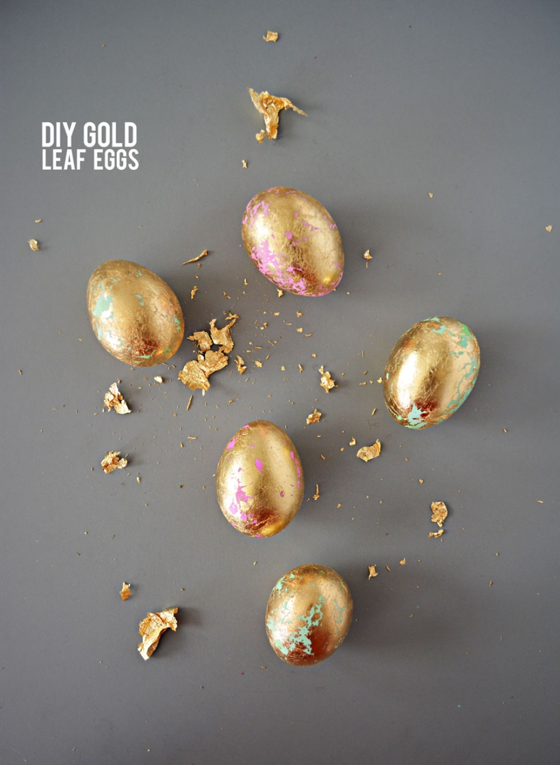 diy-gold-leaft-eggs