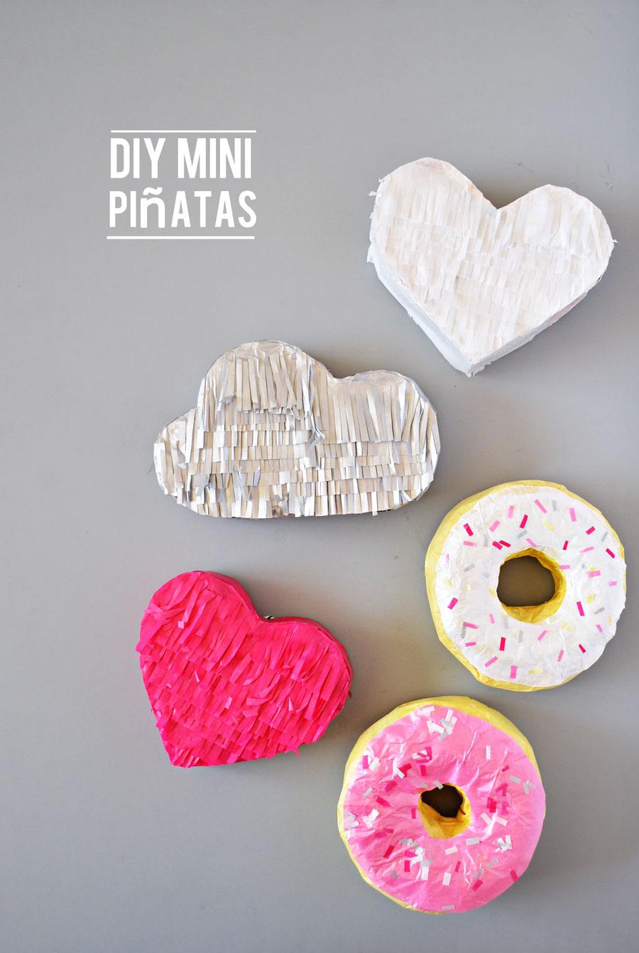 How To Make Mini Pinatas Little Inspiration