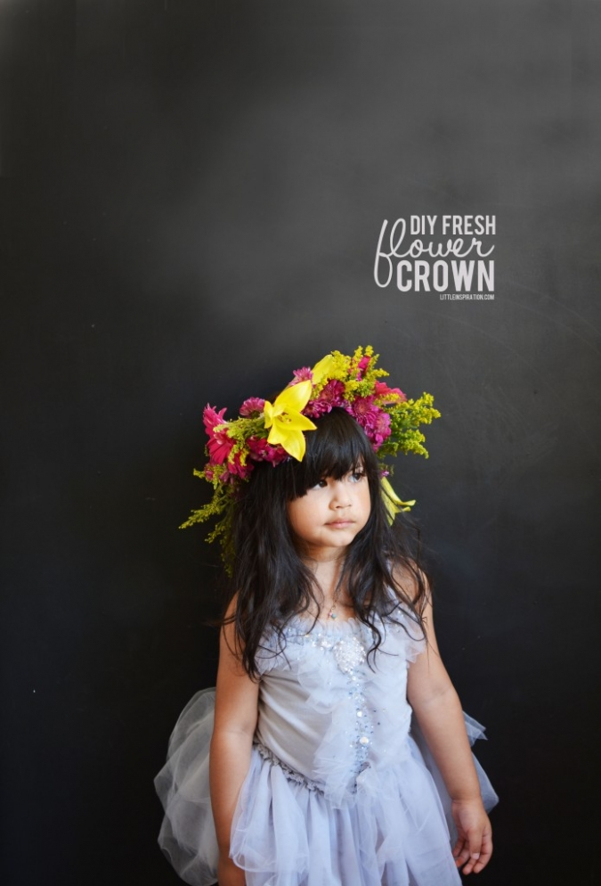 DIY-Fresh-Flower-Crown-Little-Inspiration-Blog