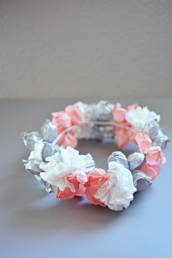 DIY-Tissue-Paper-Flower-Crown
