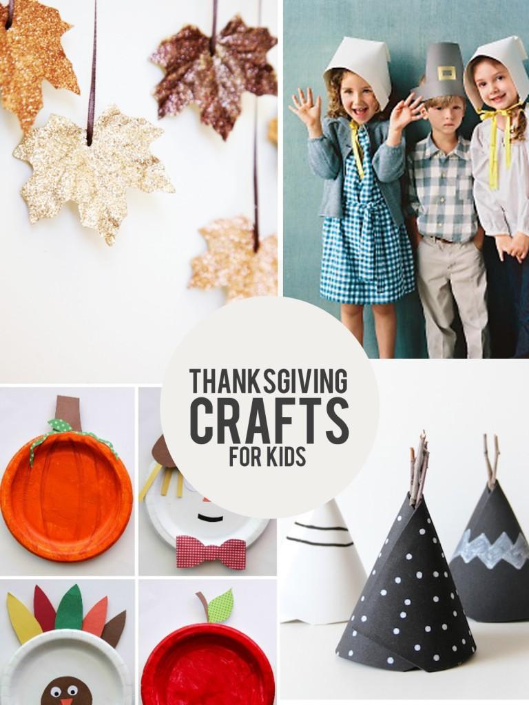 20 thanksgiving crafts for kids little inspiration for Crafts for little kids