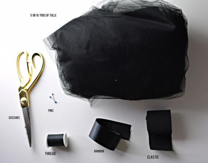 DIY-Tulle-Skirt-Supplies
