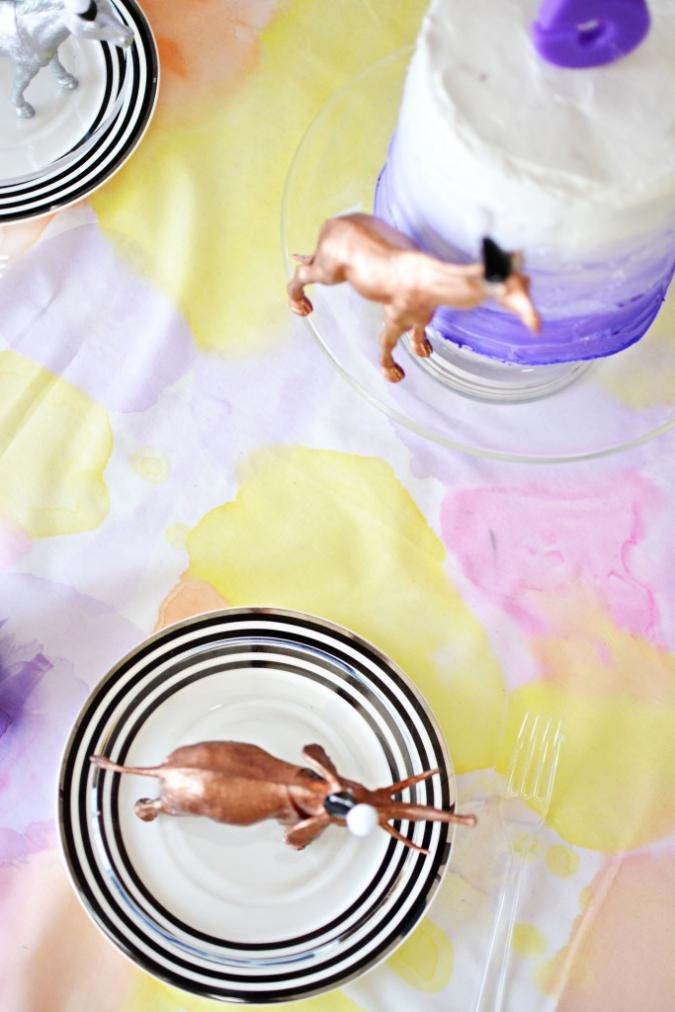 DIY-Watercolor-Tablecloth