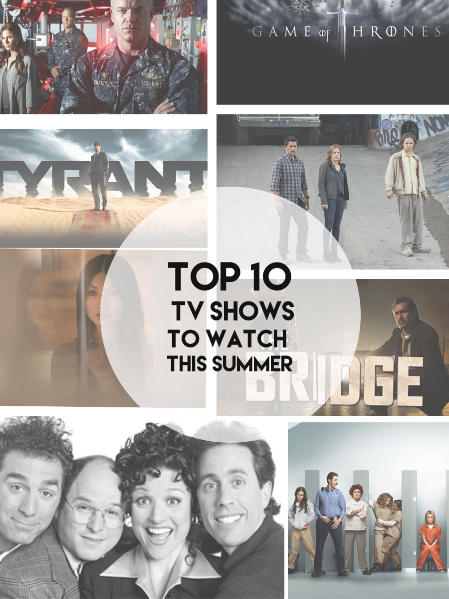 top 10 tv shows to watch this summer little inspiration. Black Bedroom Furniture Sets. Home Design Ideas