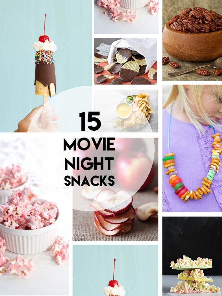 picture 5 Snacks to Munch at the Movies