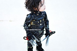 Edward Scissorhands Costume DIY