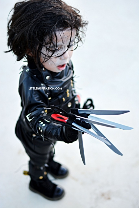 edward scissorhands costume hands