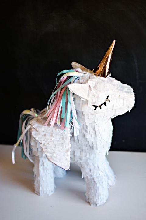 Unicorn Pinata - Little Inspiration