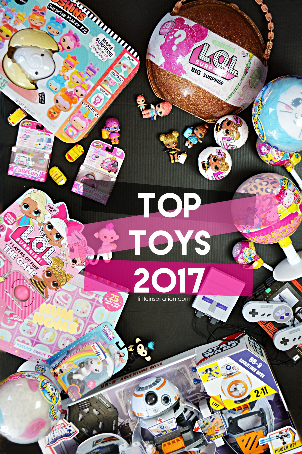 Top Toys for 2017 Little Inspiration