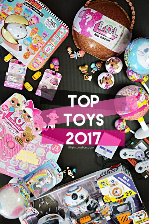 Top Toys for 2017